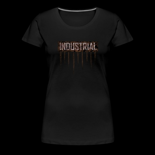 Industrial metal T Shirt - Women's Premium T-Shirt