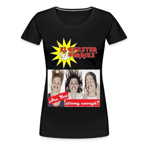 LOGO Druckwelle - Frauen Premium T-Shirt