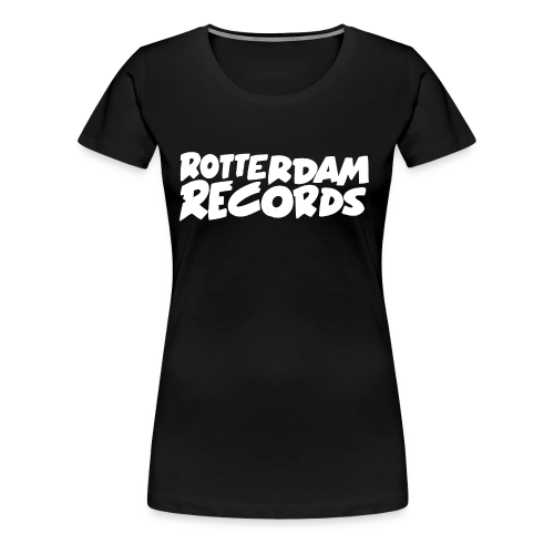 Rotterdam Records - Women's Premium T-Shirt