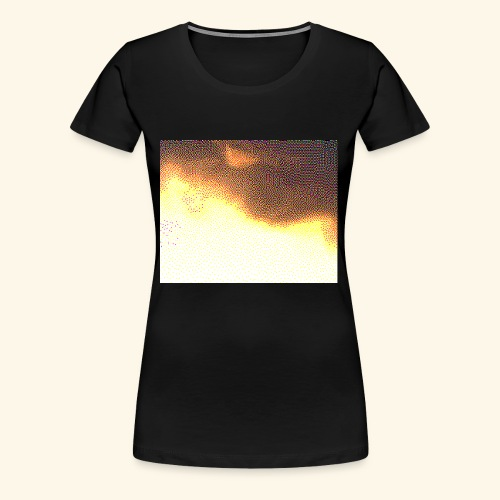 sky cloud - T-shirt Premium Femme