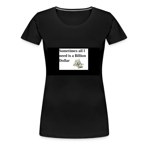 funny - Frauen Premium T-Shirt