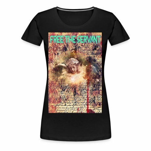 FTS Angel - Frauen Premium T-Shirt