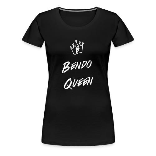 Bendo Queen Classique - T-shirt Premium Femme
