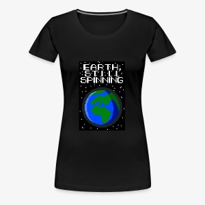 Earth Merch - Frauen Premium T-Shirt
