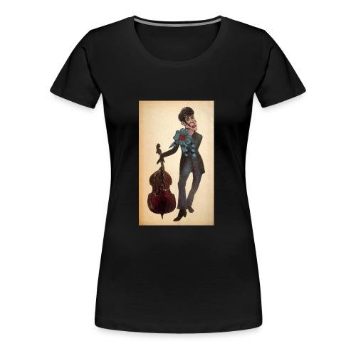 Violoncello - Maglietta Premium da donna
