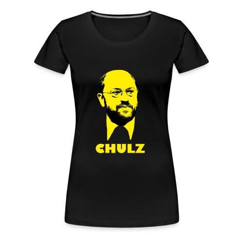chulz - Frauen Premium T-Shirt