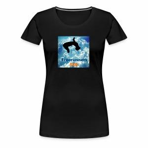 Freerunners030 - Vrouwen Premium T-shirt