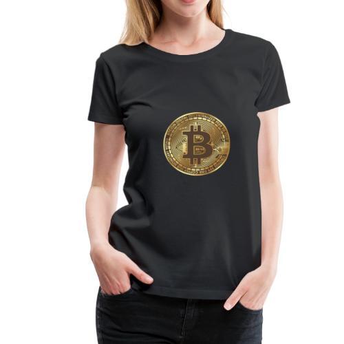 BTC - T-shirt Premium Femme