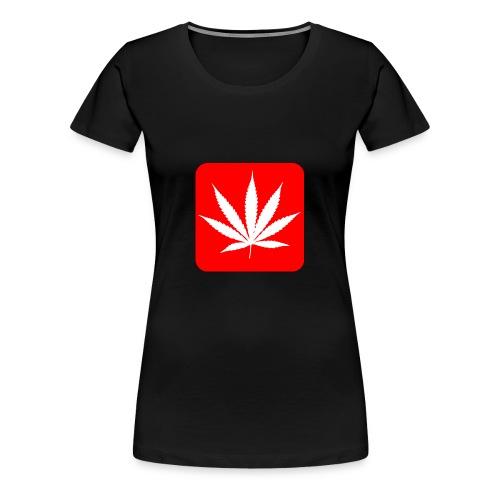 TeamCannabis - Frauen Premium T-Shirt