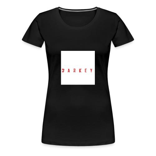 Darkey hoodie - Frauen Premium T-Shirt