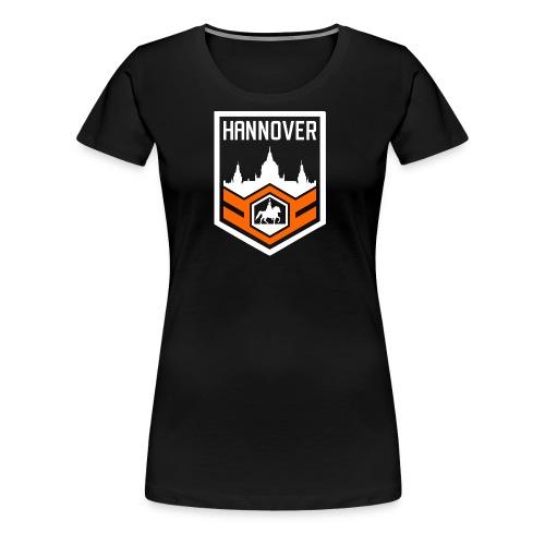 Mission Day Hannover Weiß - Frauen Premium T-Shirt