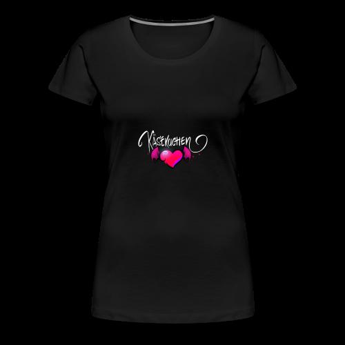 Logo and name - Women's Premium T-Shirt