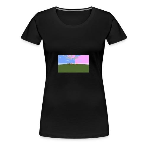 Mein logo - Frauen Premium T-Shirt