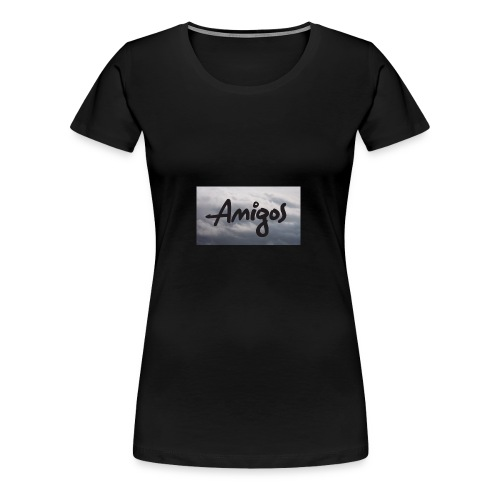 NEW AmigoBro Logo - Women's Premium T-Shirt