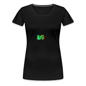 LegendryGamer - Women's Premium T-Shirt