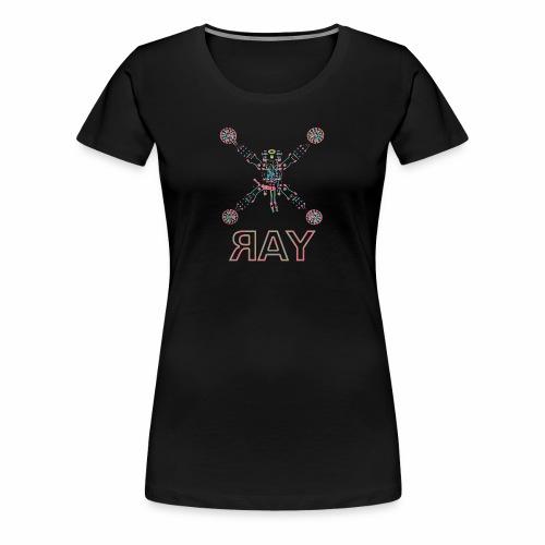 x-ray - Frauen Premium T-Shirt