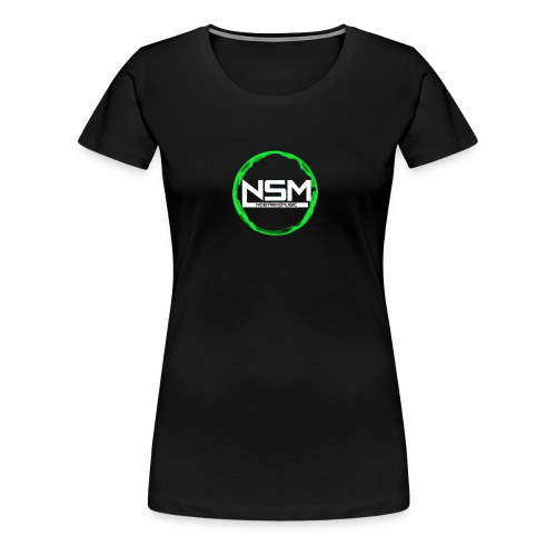 Unser Kreis mit unserem Logo ein bisschen lustig - Frauen Premium T-Shirt