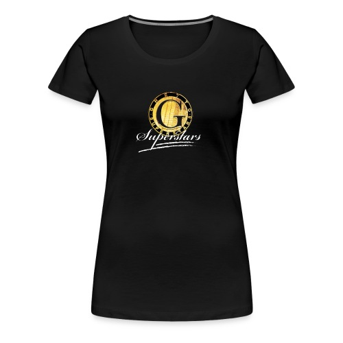 GSS Kollektion S - Premium-T-shirt dam