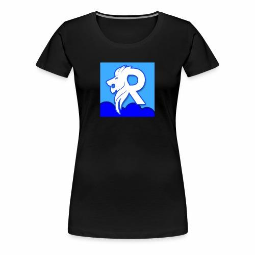 rankwolf logo - Vrouwen Premium T-shirt