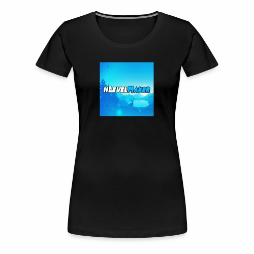 My YT Icon - Premium-T-shirt dam