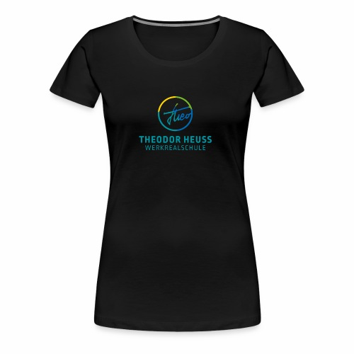 logo_theo - Frauen Premium T-Shirt
