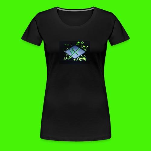 vX - Women's Premium T-Shirt