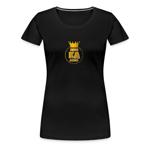 king abou designs - Vrouwen Premium T-shirt