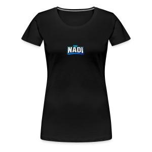 SN text - Vrouwen Premium T-shirt