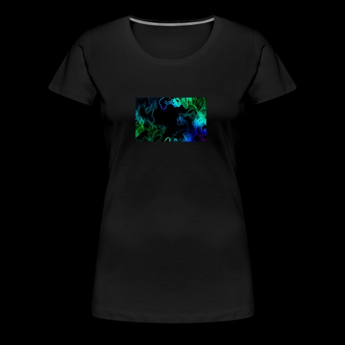 Signed with a flourish - Women's Premium T-Shirt