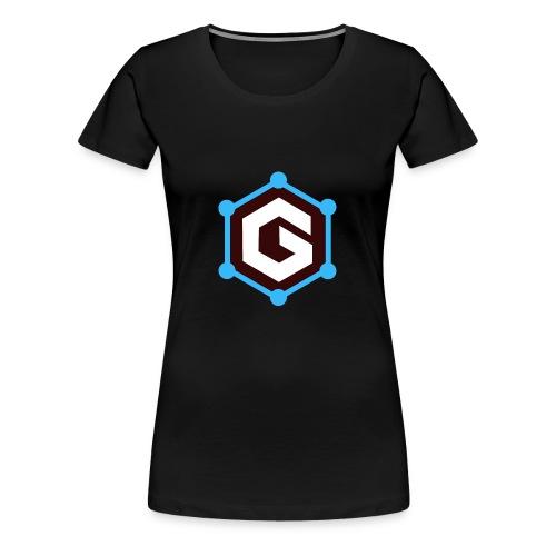 GXN Avaatar Blue - Frauen Premium T-Shirt