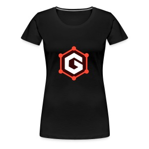 GXN Avatar Red - Frauen Premium T-Shirt