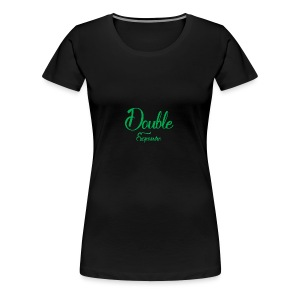 Double exposure - Women's Premium T-Shirt