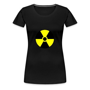 Radiation - Women's Premium T-Shirt