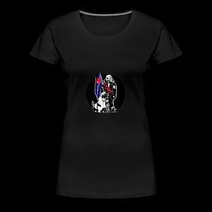 Mr Leather UK 2017 Merchandise - Women's Premium T-Shirt