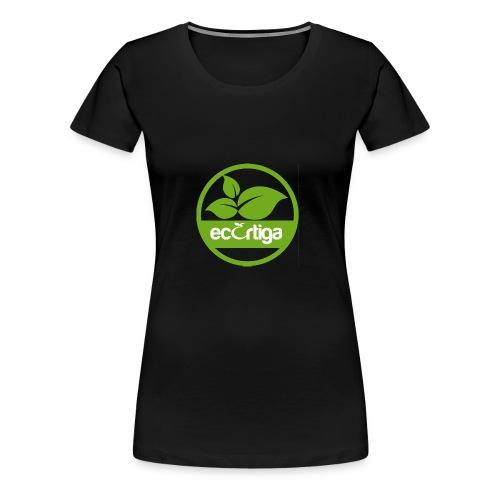 ecortiga 1 - Camiseta premium mujer