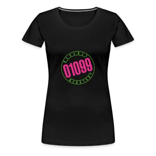 01099 Beverly Neustadt - Frauen Premium T-Shirt