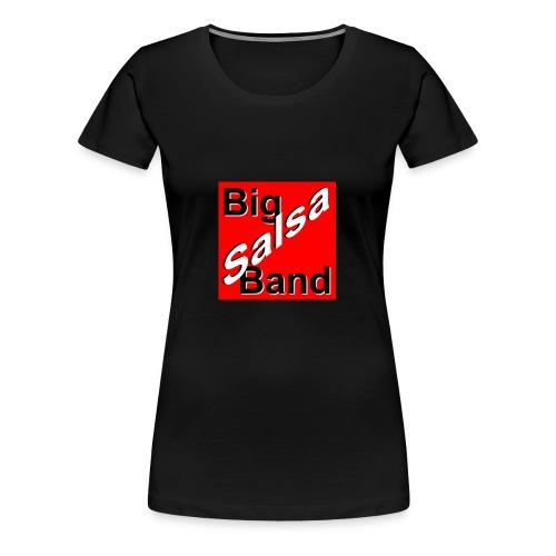 bsblogo groot - Vrouwen Premium T-shirt