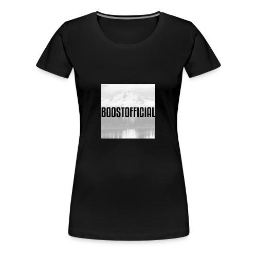 Logo Zahir - Vrouwen Premium T-shirt