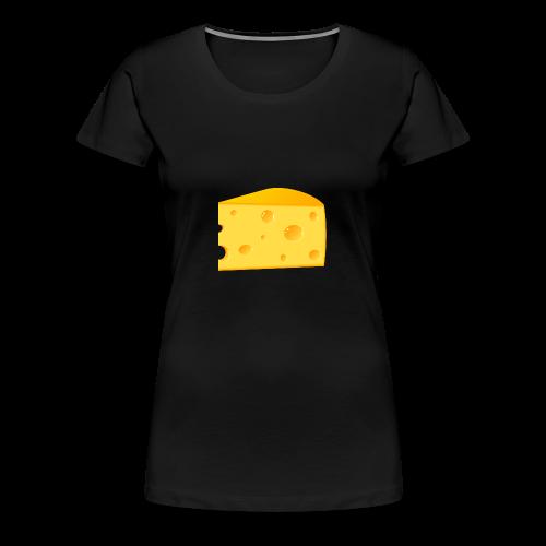 Kaas - Vrouwen Premium T-shirt