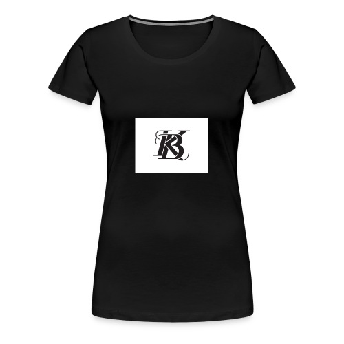 KB Logo - Frauen Premium T-Shirt