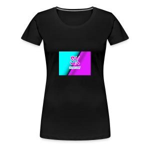 Sk Shirt - Vrouwen Premium T-shirt
