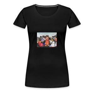 Lezvos22 - Premium-T-shirt dam