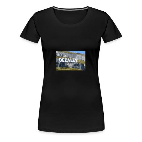 My land - Premium-T-shirt dam
