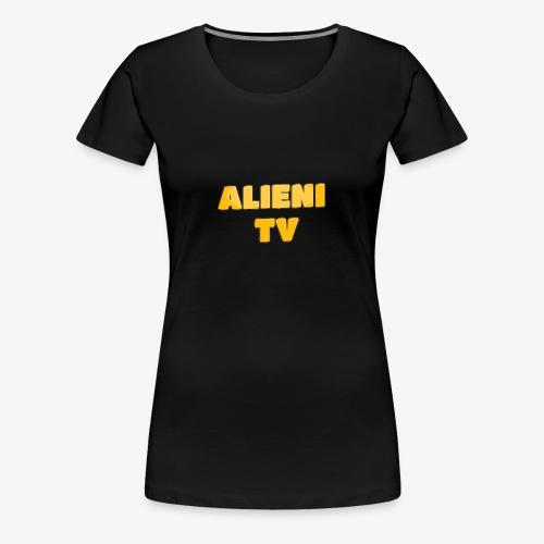 AlieniTv T-Shirt - Women's Premium T-Shirt