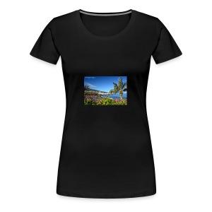 Playa Jardin - Frauen Premium T-Shirt