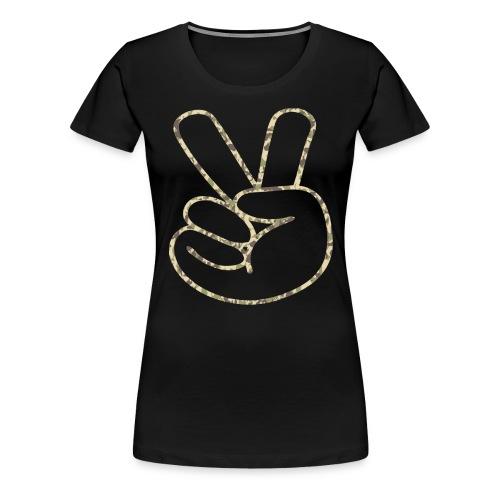 Pearce Hand Graphic - Women's Premium T-Shirt