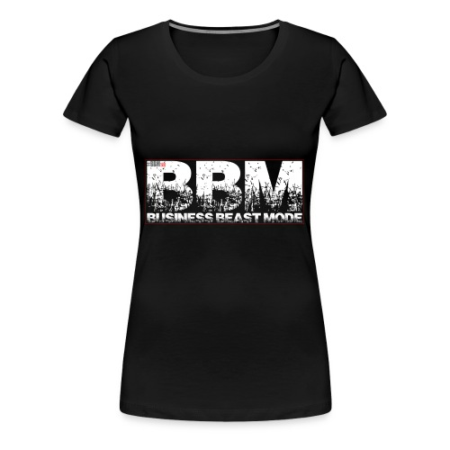BBM - Business Beast Mod - Frauen Premium T-Shirt