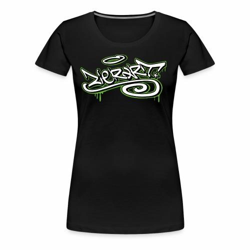 Zierart - Frauen Premium T-Shirt
