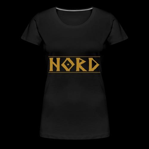 Nord Classic - Women's Premium T-Shirt