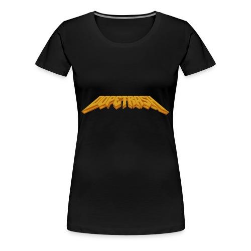 DopeTrash GLD - Women's Premium T-Shirt